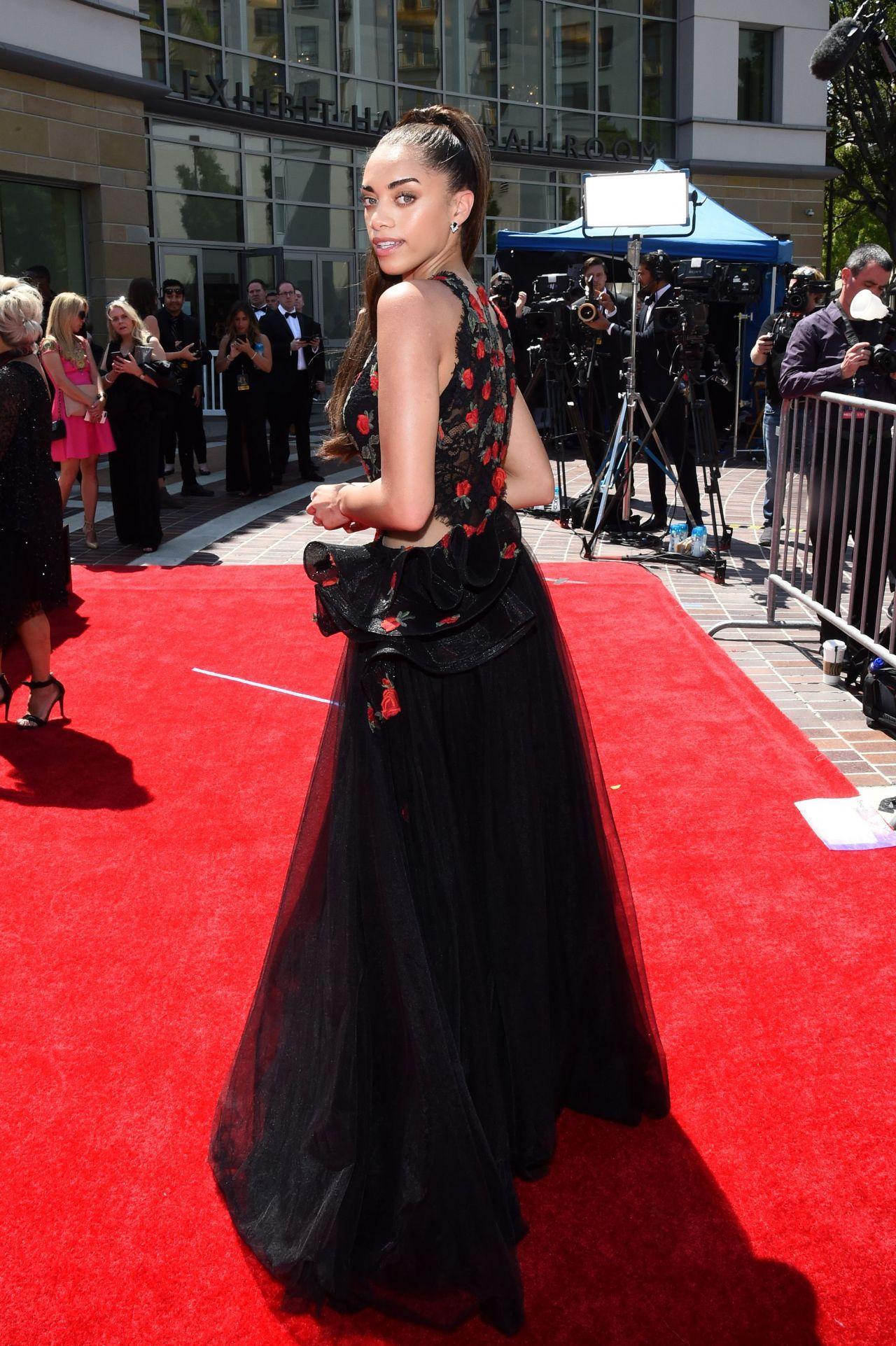 Kiara Barnes – 2019 Daytime Emmy Awards in Pasadena