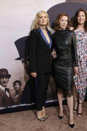 """Kim Dickens, Paula Malcomson, Molly Parker and Robin Weigert - """"Deadwood"""" Premiere in LA"""