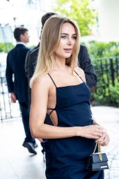 Kimberley Garner at the Martinez Hotel in Cannes 05/20/2019
