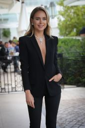 Kimberley Garner – HFPA & Participant Media Honour Refugees at Cannes Film Festival (more pics)