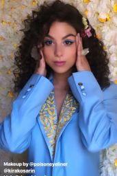 Kira Kosarin - Personal Pics 05/21/2019