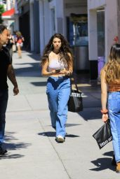 Kira Kosarin - Shopping in Studio City 05/24/2019