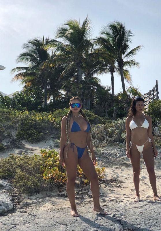Kourtney Kardashian in Bikini 05/20/2019