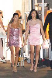 Kourtney Kardashian - Leaving the Launch Event for Kylie Jenner