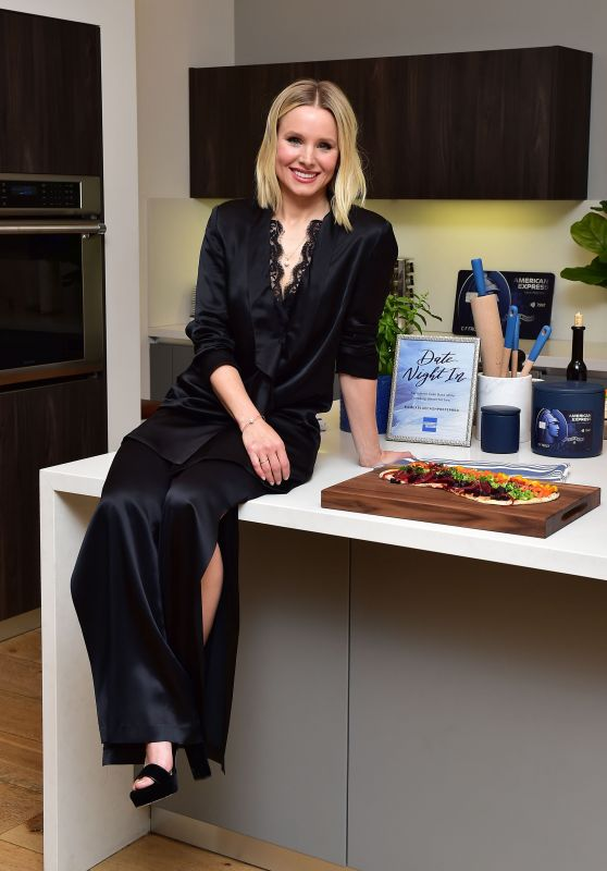 "Kristen Bell - American Express ""A Perfect Night"" 05/09/2019"