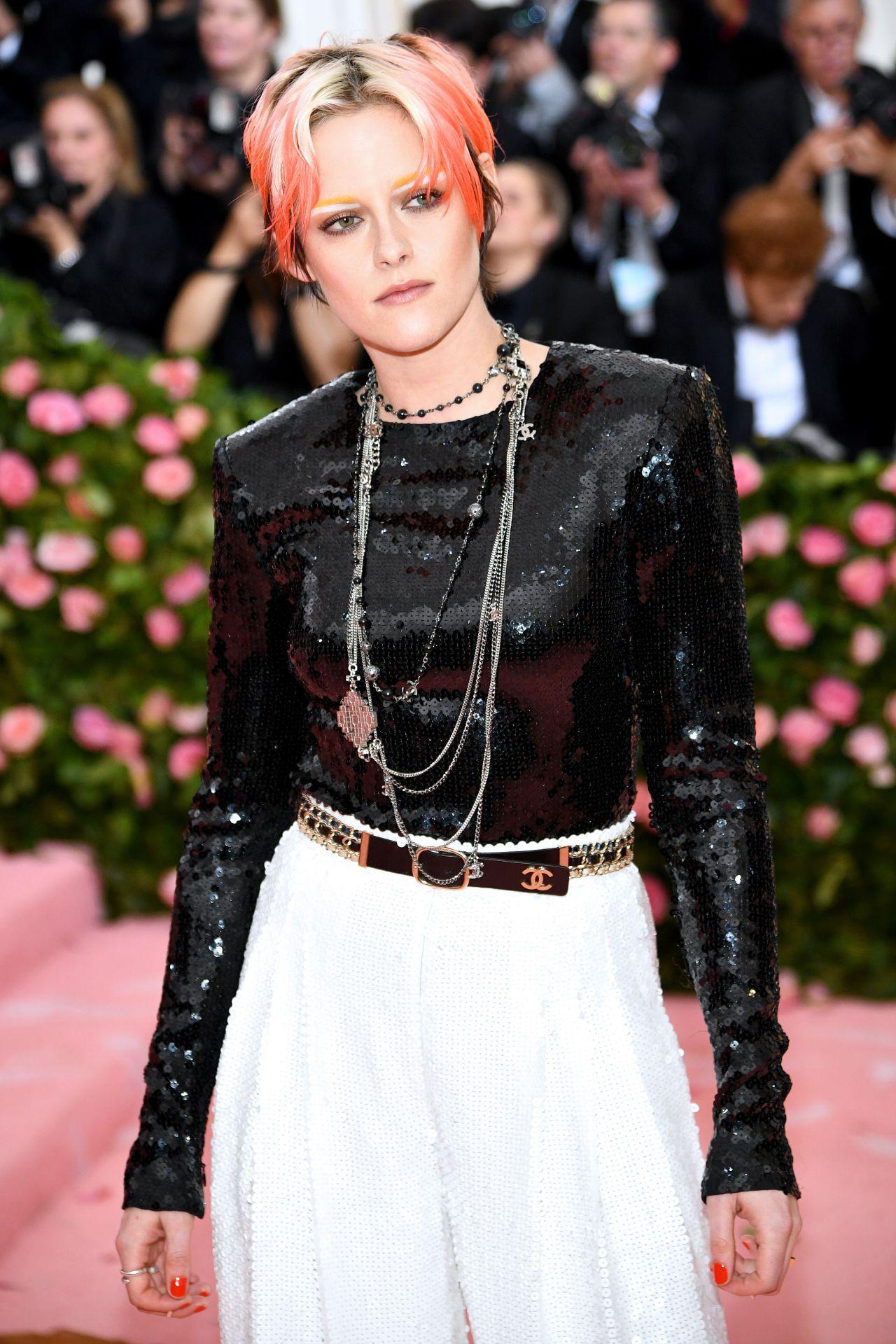Kristen Stewart - 2019 Met Gala • CelebMafia