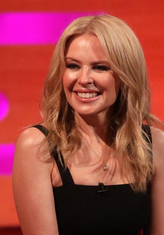 Kylie Minogue - Graham Norton Show 05/02/2019