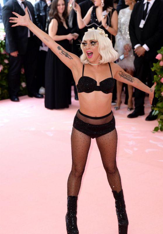 Lady Gaga – 2019 Met Gala (more pics)