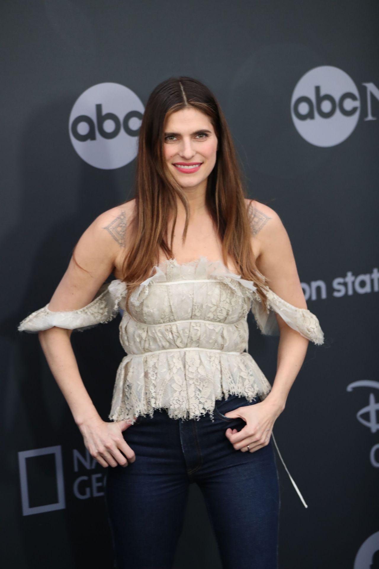 Lake Bell Abc Disney Television 2019 Upfront In Nyc 05 14 2019