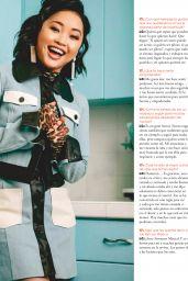 Lana Condor - Seventeen Magazine México June 2019 Issue