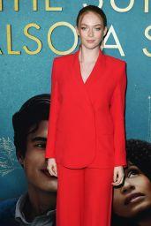 """Larsen Thompson – """"The Sun Is Also A Star"""" Premiere in LA"""