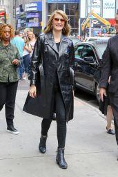 "Laura Dern - Leaving the ""Good Morning America"" in New York City 05/28/2019"