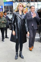 "Laura Dern - Leaving the ""Good Morning America"" in New York City 05/28/2019"