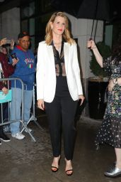 Laura Dern - Leaving The Whitby Hotel in NY 05/29/2019