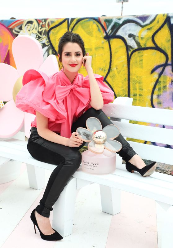 Laura Marano - Marc Jacobs Daisy Love Eau So Sweet Fragrance Pop-Up Event in LA 05/09/2019