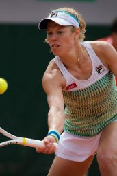 Laura Siegemund – Roland Garros French Open 05/26/2019