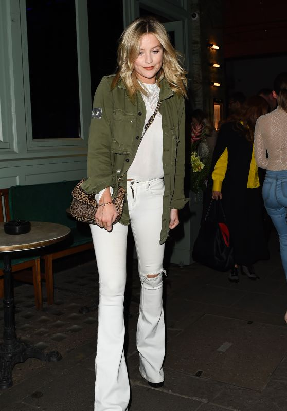Laura Whitmore Night Out Style 05/10/2019