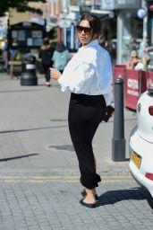 Lauren Goodger - Shopping in Essex 05/24/2019