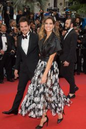 "Laury Thilleman – ""Dolor y Gloria"" Red Carpet at Cannes Film Festival"