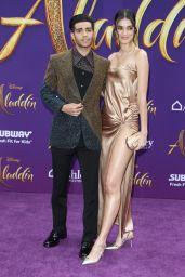 "Laysla De Oliveira – ""Aladdin"" Premiere in Hollywood"