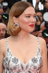 "Lea Seydoux – ""Oh Mercy!"" Red Carpet at Cannes Film Festival"