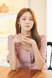 "Lee Sung Kyung - ""Miss & Mrs. Cops"" Interview Photos 2019"
