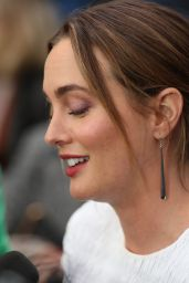 Leighton Meester – ABC Disney Television 2019 Upfront in NYC 05/14/2019