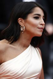"Leila Bekhti – ""A Hidden Life"" Red Carpet at Cannes Film Festival"