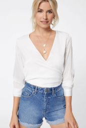 Lena Gercke - LeGer Cote D`Azur Collection 2019