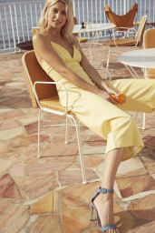 Lena Gercke - LeGer Cote D`Azur Collection 2019 Photoshoot