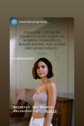 Lena Meyer-Landrut - Social Media 05/28/2019