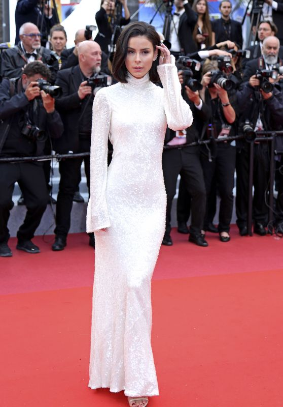 "Lena Meyer-Landrut – ""The Best Years of a Life"" Red Carpet at Cannes Film Festival"