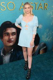 """Lilia Buckingham – """"The Sun Is Also A Star"""" World Premiere in LA"""