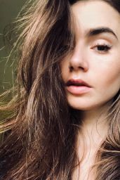 Lily Collins - Personal Pics 05/15/2019