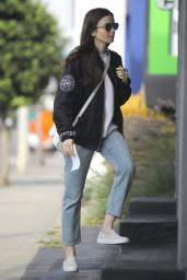 Lily Collins Street Style 05/11/2019