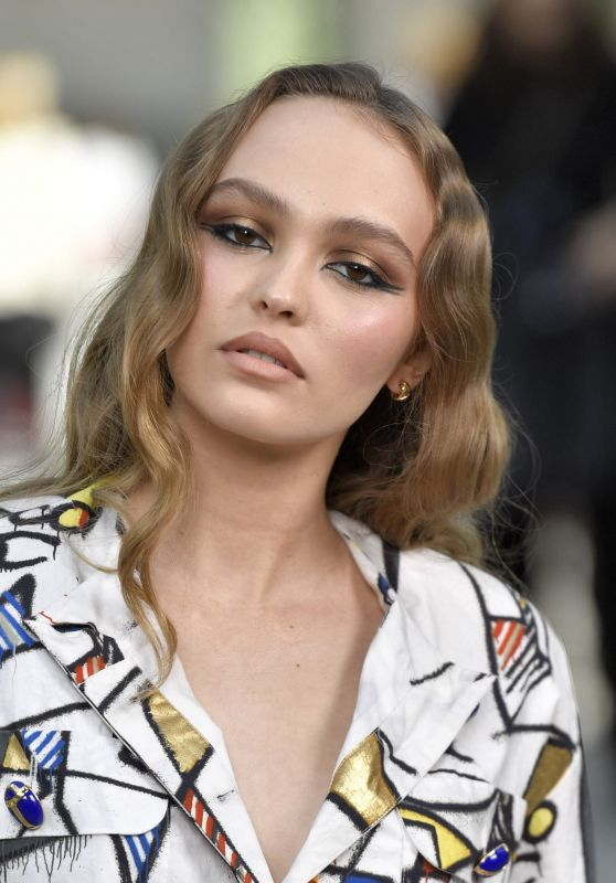 Lily-Rose Depp - Chanel Cruise Collection 2020 in Paris