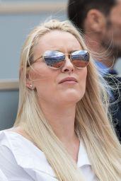 Lindsey Vonn and P.K. Subban - 2019 French Open Roland Garros at Le Village in Paris 05/28/2019