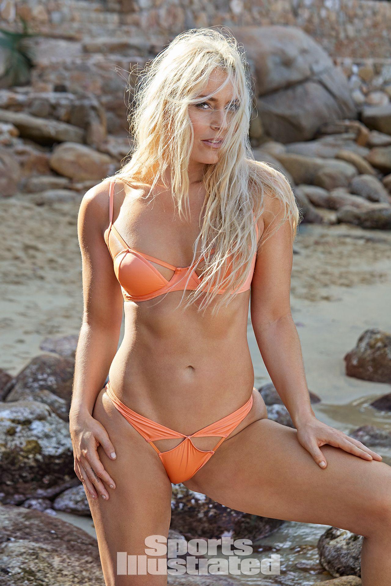 Lindsey Vonn Si Swimsuit 2019