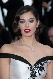 "Lison Di Martino – ""Les Miserables"" Red Carpet at Cannes Film Festival"
