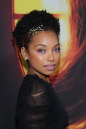 """Logan Browning – """"The Perfection"""" Screening in NYC"""