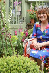 Lorraine Kelly - RHS Chelsea Flower Show 2019 in London