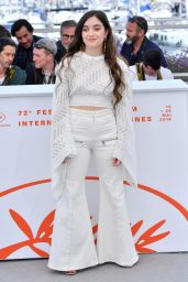 """Luana Bajram – """"Portrait of a Lady on Fire"""" Photocall at Cannes Film Festival"""