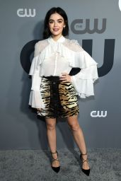 Lucy Hale - CW Network 2019 Upfronts in NYC 05/16/2019