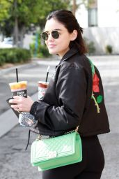 Lucy Hale - Leaving Alfred
