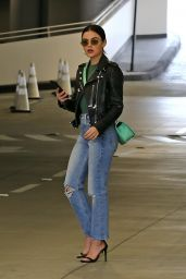 Lucy Hale - Shopping in LA 05/18/2019