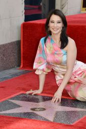Lucy Liu - Star on The Hollywood Walk of Fame 05/01/2019