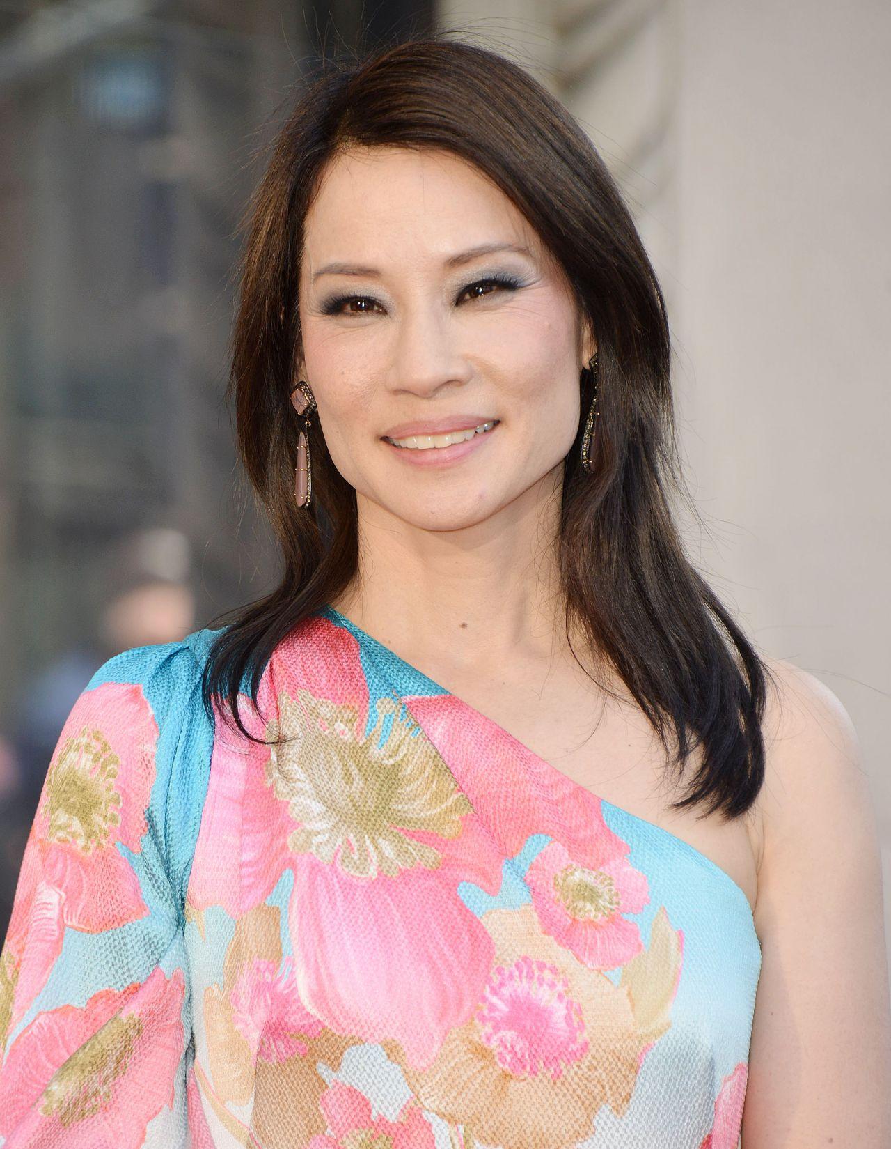 Lucy Liu 2019