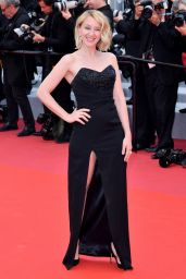"Ludivine Sagnier – ""Les Miserables"" Red Carpet at Cannes Film Festival"