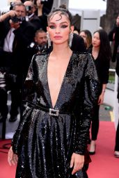 "Luma Grothe – ""Once Upon a Time in Hollywood"" Red Carpet at Cannes Film Festival"