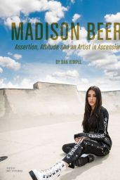 Madison Beer - Music Connection May 2019 Issue